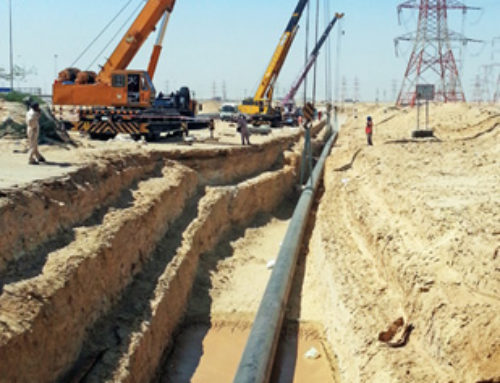 Doha East Power Plant – Kccec International